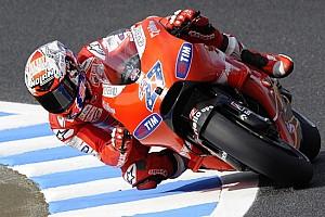 MotoGP Ultime notizie Stoner si aspetta una Ducati veloce anche a Sepang