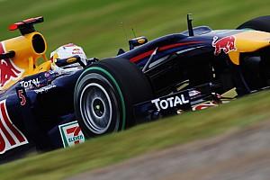 Formula 1 Ultime notizie Prima fila tutta Red Bull a Suzuka