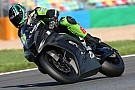 Sykes elogia la crescita della nuova Kawasaki