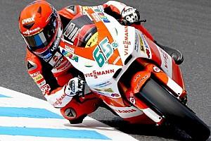 Moto2 Ultime notizie Prima vittoria per Stefan Bradl