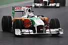Sutil vicino al rinnovo con la Force India