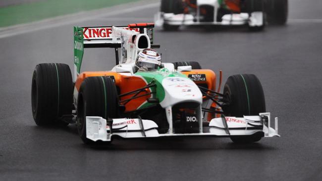 Sutil vicino al rinnovo con la Force India