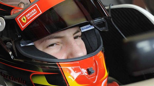 Marciello debutta nei test di Imola con la Prema