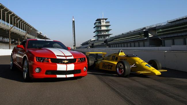 La Chevrolet annuncia il suo ritorno in Indycar