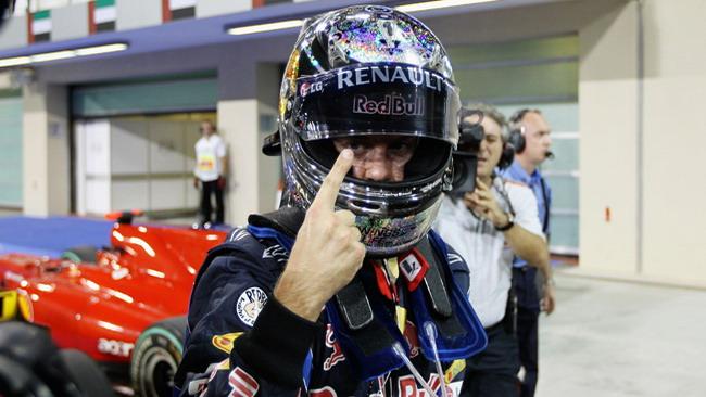 Con questa pole Vettel eguaglia tanti grandi