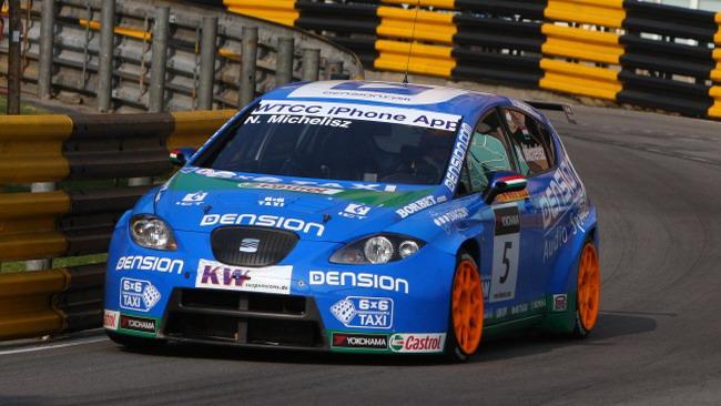 Prima vittoria di Norbert Michelisz, che chiude il 2010