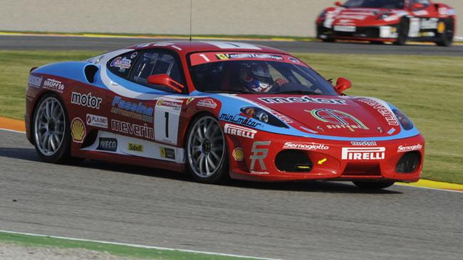 Sernagiotto in pole in gara 1 a Valencia