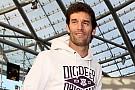Webber ha finito il 2010 con una spalla fratturata!
