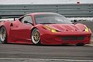 Ecco la Ferrari 458 in versione GT2!