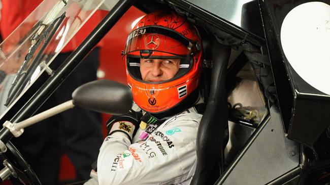 Autosport esclude Schumi dalla top 50 del 2010
