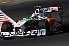 Alla Force India non ci sarà più posto per Liuzzi