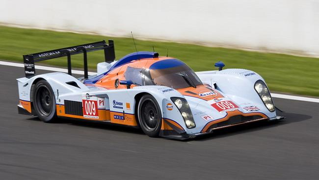 La CytoSport punta sulla Lola-Aston Martin per il 2011