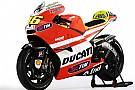 La Ducati di Rossi esposta al Motor Bike Expo