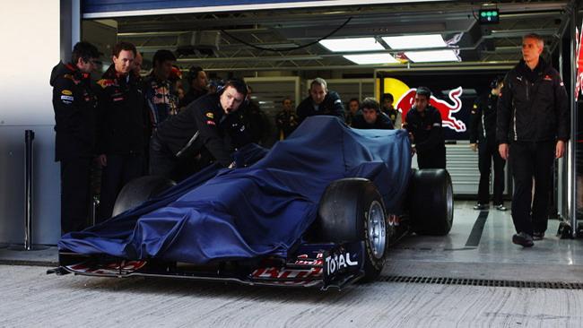 Red Bull presenta la RB7 l'1 febbraio a Valencia