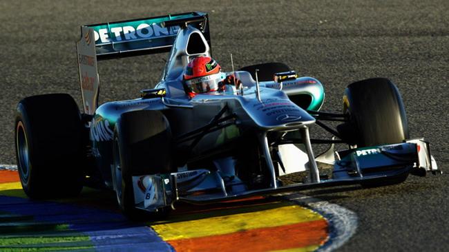 Jerez, Day 2: ecco la zampata di Schumacher
