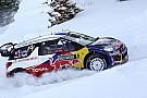 Svezia, PS8: Loeb comincia bene la seconda tappa