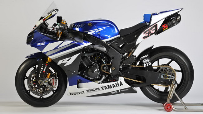 Ecco la nuova livrea delle Yamaha ufficiali