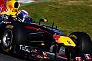 Barcellona, Day 1: Vettel detta il passo