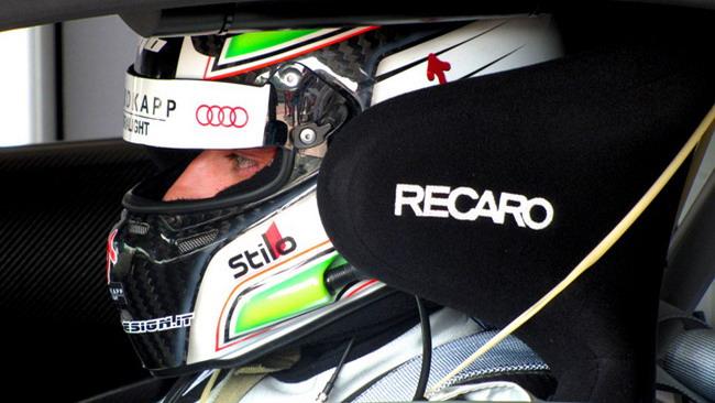 Marco Bonanomi scelto come riserva dall'Audi