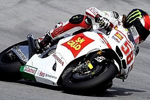 MotoGP Ultime notizie Simoncelli ancora in grande forma a Sepang