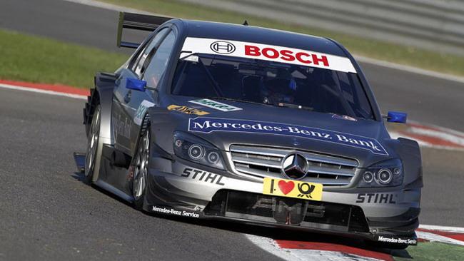 La Mercedes conferma Bruno Spengler per il 2011