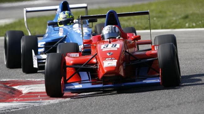 A Monza Mancinelli non ha rivali nelle libere