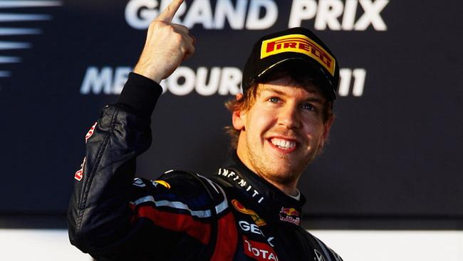 Anche Vettel si schiera contro i motori quattro cilindri
