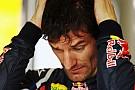 Webber sei il Paperino della Red Bull Racing