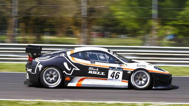 Black Bull Racing al top nelle prequalifiche di Monza