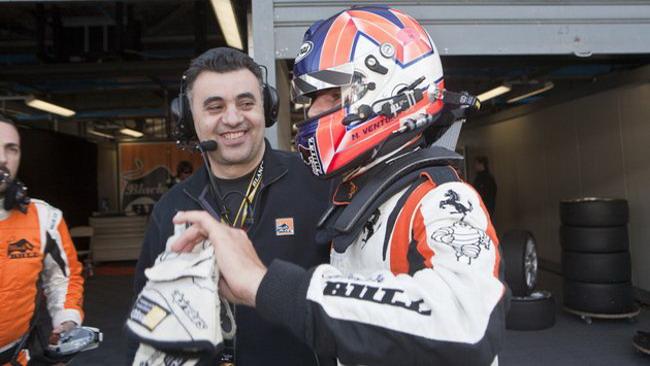 Il reggiano Mirko Venturi in pole position a Monza