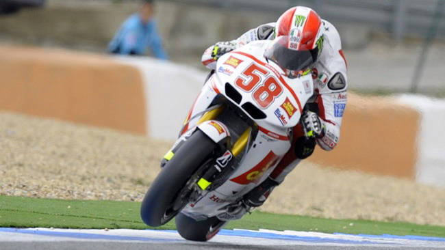 Test Estoril, ore 17: Simoncelli polverizza la pole
