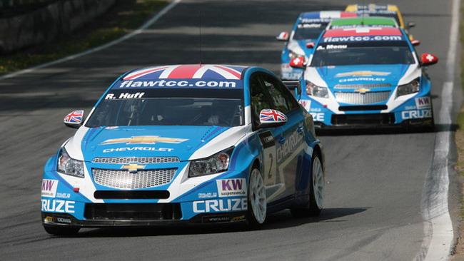 Zavorre al massimo per le Chevrolet a Monza