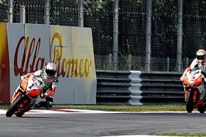 WSBK Ultime notizie Dominio Aprilia nelle ultime libere di Monza