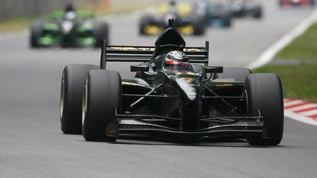 Venturini dominatore di gara 1 a Monza