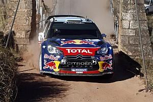WRC Ultime notizie Argentina, PS13: problemi per Hirvonen, Ogier passa