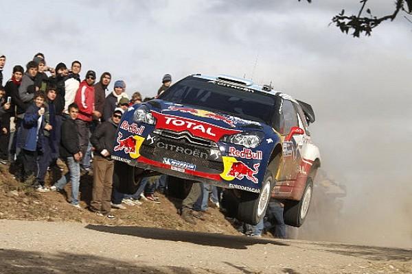 Sébastien Loeb trionfa in Argentina