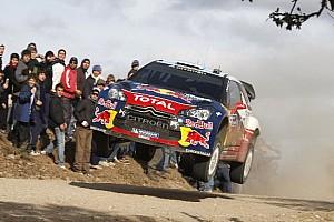 WRC Ultime notizie Sébastien Loeb trionfa in Argentina