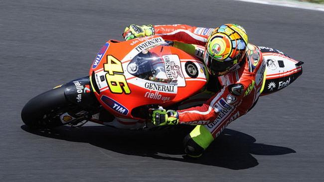 La Ducati torna al Mugello con la GP12