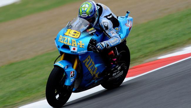 Clamoroso: Suzuki potrebbe usare la 800 nel 2012!