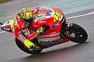 La GP11.1 per ora soddisfa Valentino Rossi