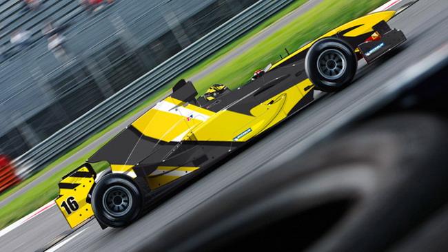 Mp Motorsport e De Jong pronti al debutto in Auto GP