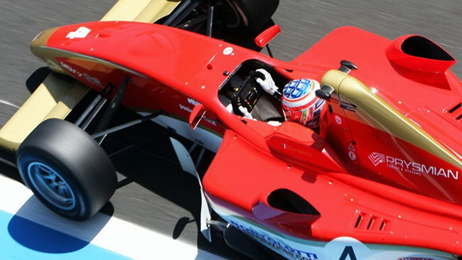 Bortolotti domina gara 1 al Nurburgring