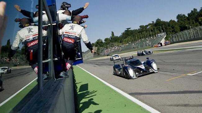 La Peugeot trova la sua vendetta ad Imola