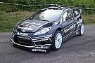 La Ford diventa tutta nera per i test su asfalto