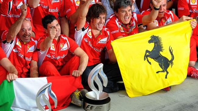 La Ferrari volta pagina, non è una vittoria isolata