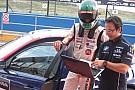 Test con la BMW della ROAL per Alberto Cerqui
