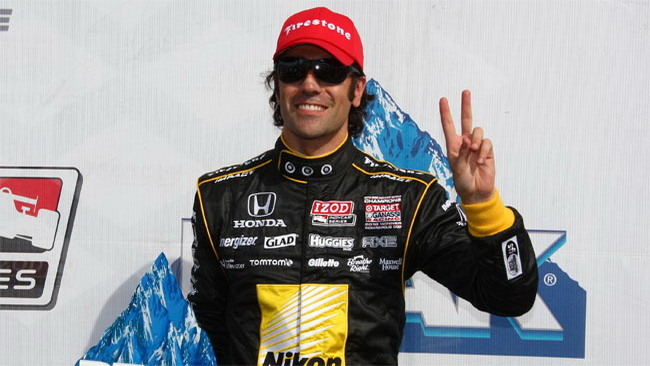 Franchitti domina le qualifiche di Loudon