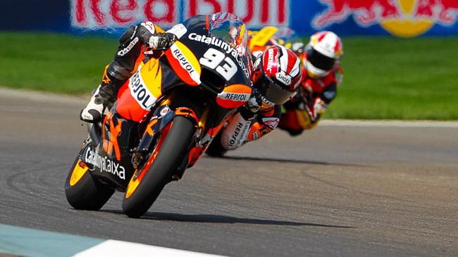 Indianapolis, Qualifiche: Marquez beffa Corsi nel finale