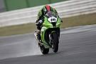 Sykes riporta alla vittoria la Kawasaki sotto al diluvio