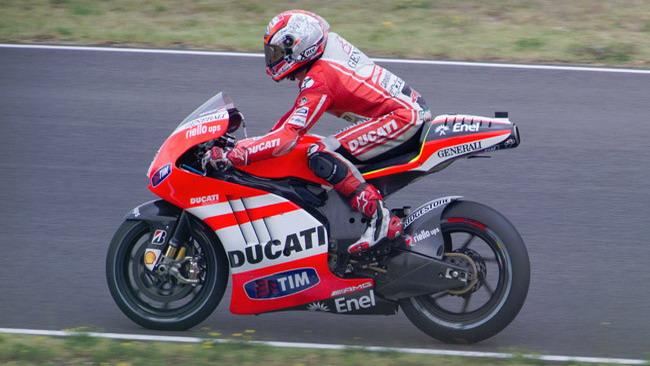 Ducati GP12 Evo: ecco la prima foto